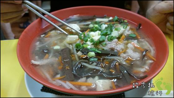 新店鄭記山東水餃牛肉麵10
