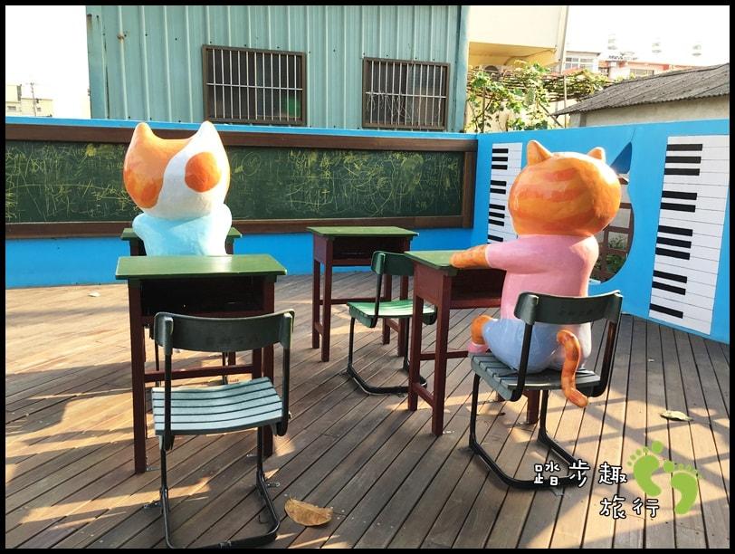 屋頂上的貓6