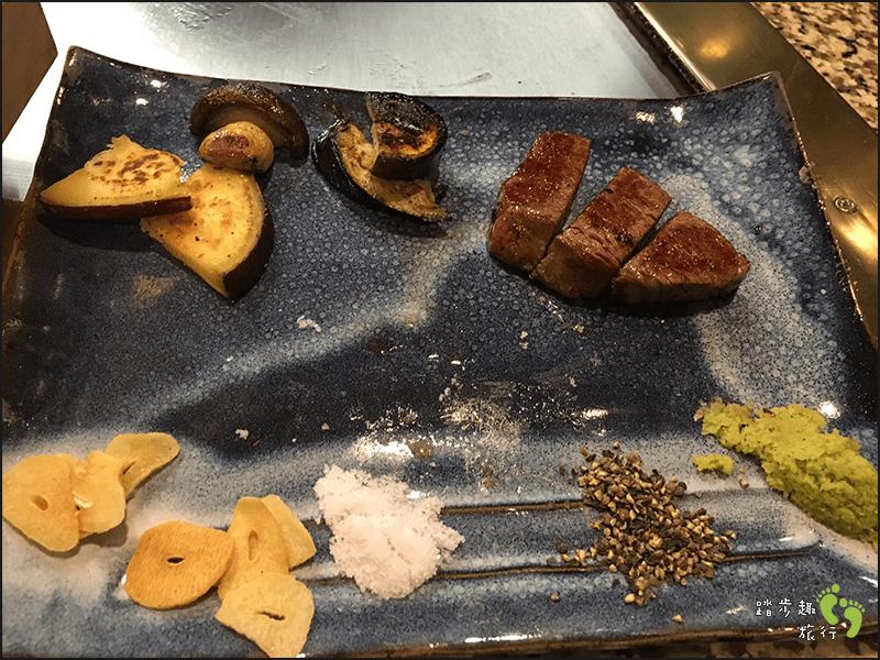 日本神戶鐵板燒牛排名店Mouriya