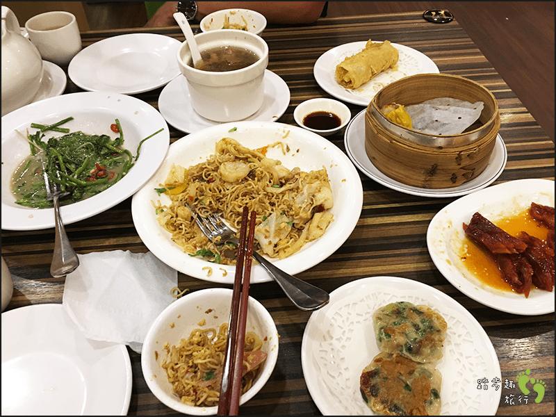 阿秋‧香港仔茶餐廳(五權店)
